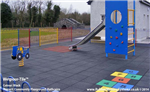 wet pour - tile  - rubber matting systems - commercial playground Gallery Thumbnail