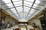 Commercial frost protection project - Blenheim Palace Gallery Thumbnail