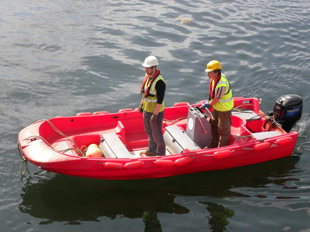 Safety Boat hire Gallery Image