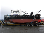 Road transportable workboat Gallery Thumbnail