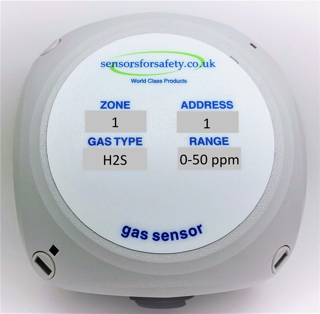 S4S Gaswarden Safe area gas sensor for all gases Gallery Image