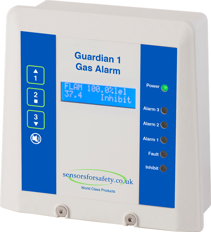 S4S Guardian® 1 Single channel gas detection system for all gases. Gallery Image