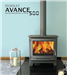 Dunsley Avance 500 woodburning stove Gallery Thumbnail