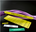 Tie-on Cable Labels Gallery Thumbnail
