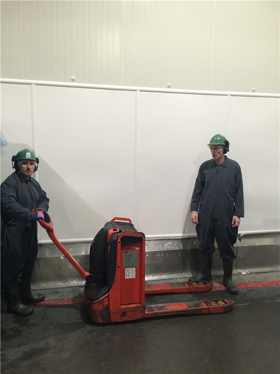 Powered Pallet Truck training in Merthyr Tydfil, we offer all types of PPT. Gallery Image
