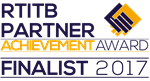 We were finalists in the 2017 RTITB Partner Achievement Awards. Gallery Thumbnail