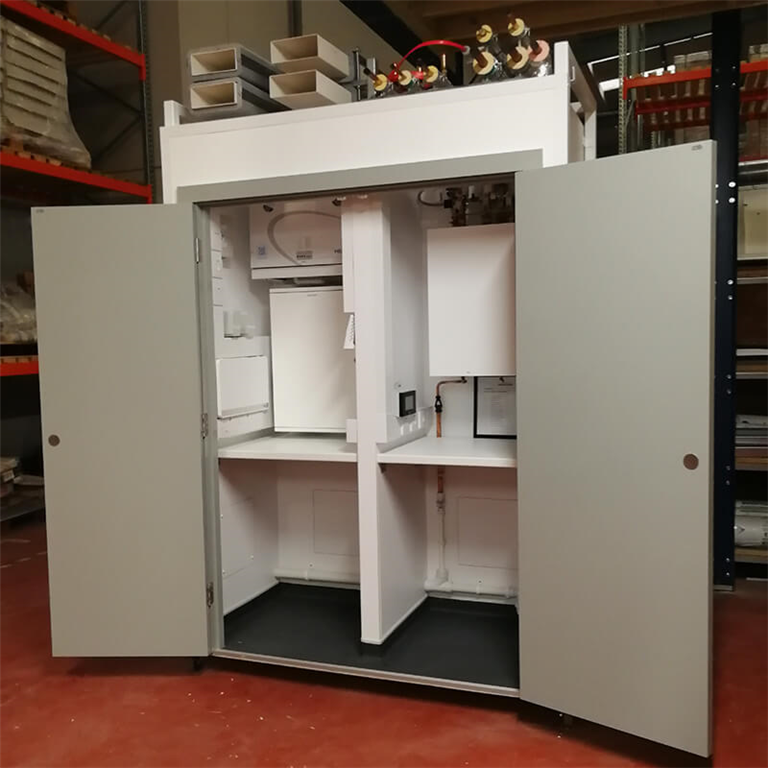 Prefabricated MEP Utility Cupboard Gallery Image