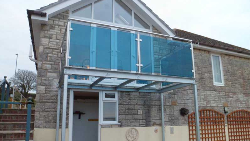 Stainless And Glass Balustrade Gallery Image