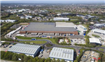 Aldi's distribution centre in Essex, from our drone Gallery Thumbnail