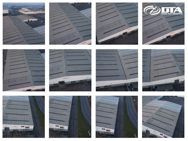 Commercial and Industrial Roof Inspections - Sheerness, Kent - Drone Tech Aerospace Gallery Image