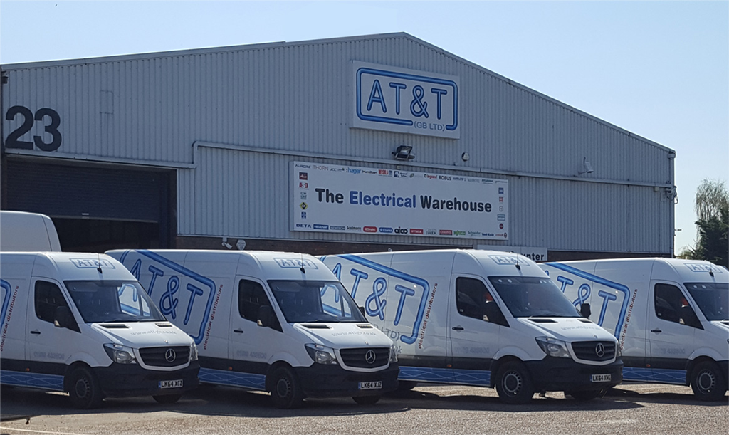 AT&T GB Ltd - Reading Warehouse  Gallery Image