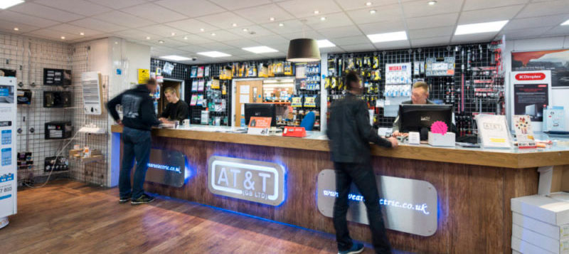 AT&T GB Ltd - Brentford Trade Counter  Gallery Image