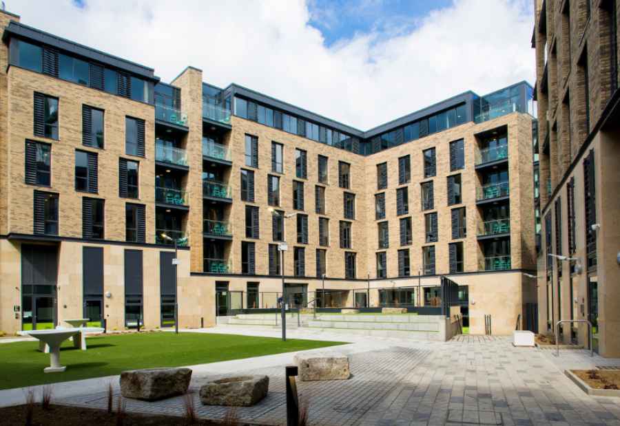 New Mill Student Accommodation, Blackpitts, Dublin Gallery Image