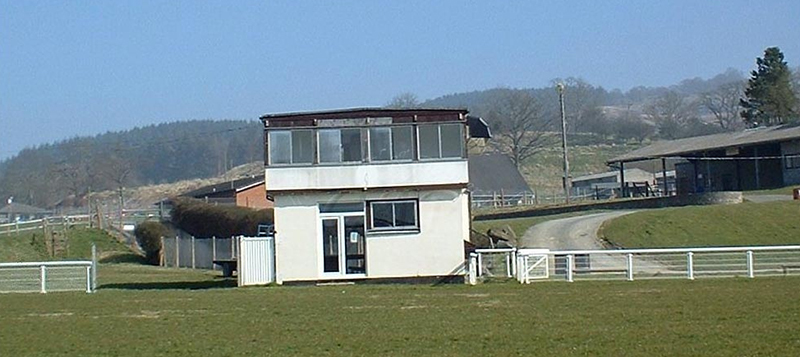 Royal Welsh Showground Main Control Tower (before) Gallery Image