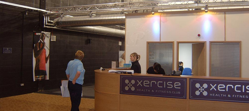 Xercise Gym Gallery Image