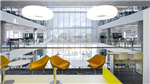 Network Rail HQ, Milton Keynes, lighting designed by Lighting Force for Scott Wilson and BAM Construction Gallery Thumbnail