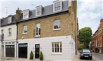 Replacement Mews dwelling in London. 