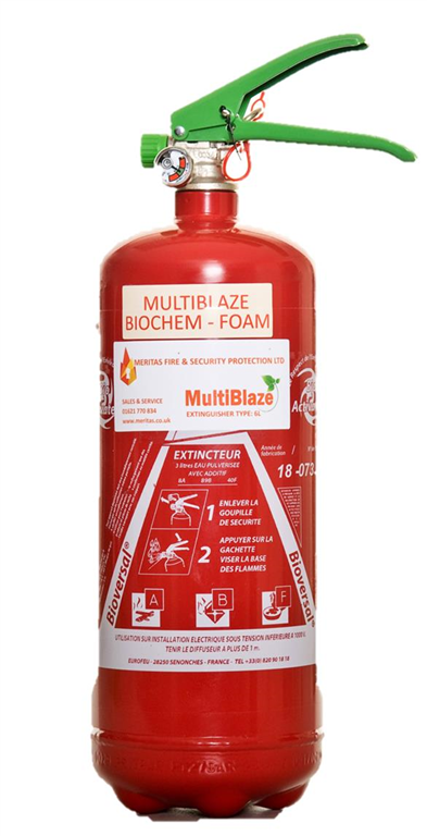 MultiBlaze 3L fire extinguisher Gallery Image