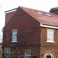 front/side view of Hip to Gable loft conversion Gallery Image