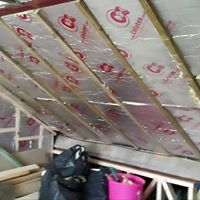 inserting thermal insulation in loft conversion Gallery Image