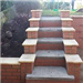 garden steps to upper tier Gallery Thumbnail