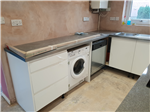 fitting new worktops to kitchen units Gallery Thumbnail