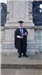 Receiving BSc (Hons)Degree in Construction Management. Gallery Thumbnail