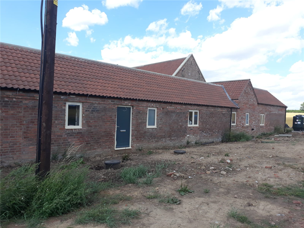 Barn Repointing York Gallery Image