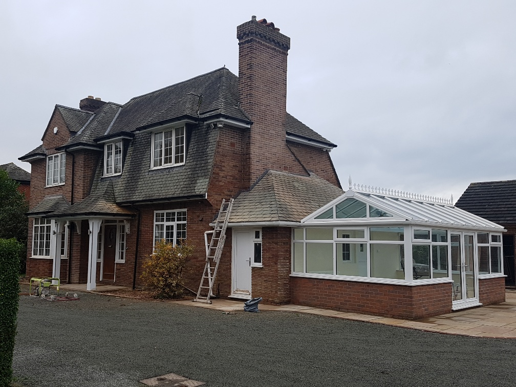 Ledsham Roofing and Repointing Gallery Image
