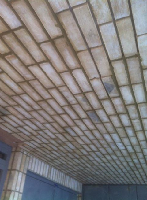 Soffit Panel Pointing Gallery Image
