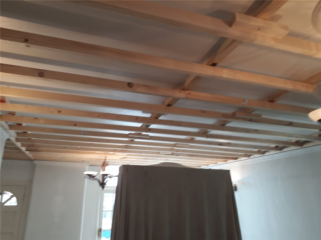 Making new ceiling Gallery Image