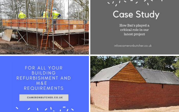We like to write case studies on some of our more interesting projects. Following the link to our website for more information. This one is on Bat Houses Gallery Image