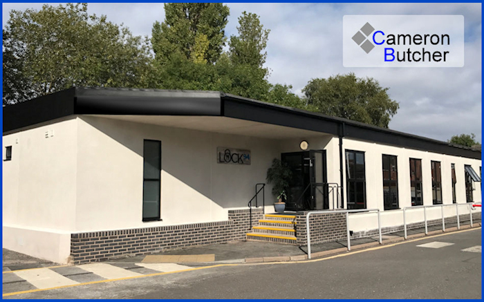 Carrying out commercial refurbishment work exposes us to a variety of work. Here, we refurbished a works canteen for this very well know local company. Gallery Image
