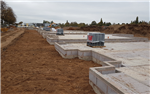 As commercial building contractors, this is always an exciting time for us. Brick & blockwork up to DPC we cant wait to get these houses built. Looking for a house builder? See our website for info.  Gallery Thumbnail