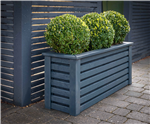 Beautiful Wooden Planters Gallery Thumbnail