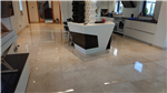 Cleaning and restoring a polish to Marble floors Gallery Thumbnail