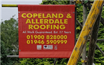 Tough, reinforced scaffold banners printed both sides Gallery Thumbnail