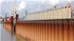 Sheet pile capping beam systems Gallery Thumbnail