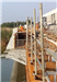 1m deep x 2.5m wide sheet pile capping beam on river Thames Gallery Thumbnail