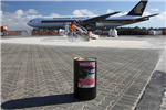 Resiblock '22', the most popular and effective sealer used at Ports and Airports around the World including Heathrow, Hong Kong and New Zealand Gallery Thumbnail