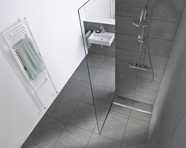 CeraFloor Pure - the budget friendly shower channel Gallery Image