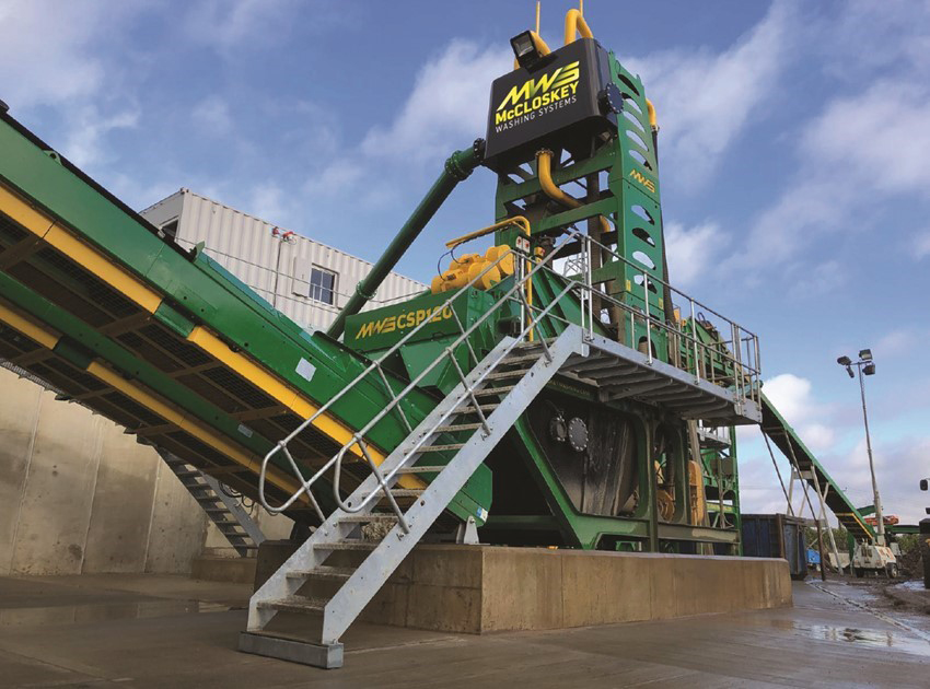 MWS Compact Sand Plant Gallery Image