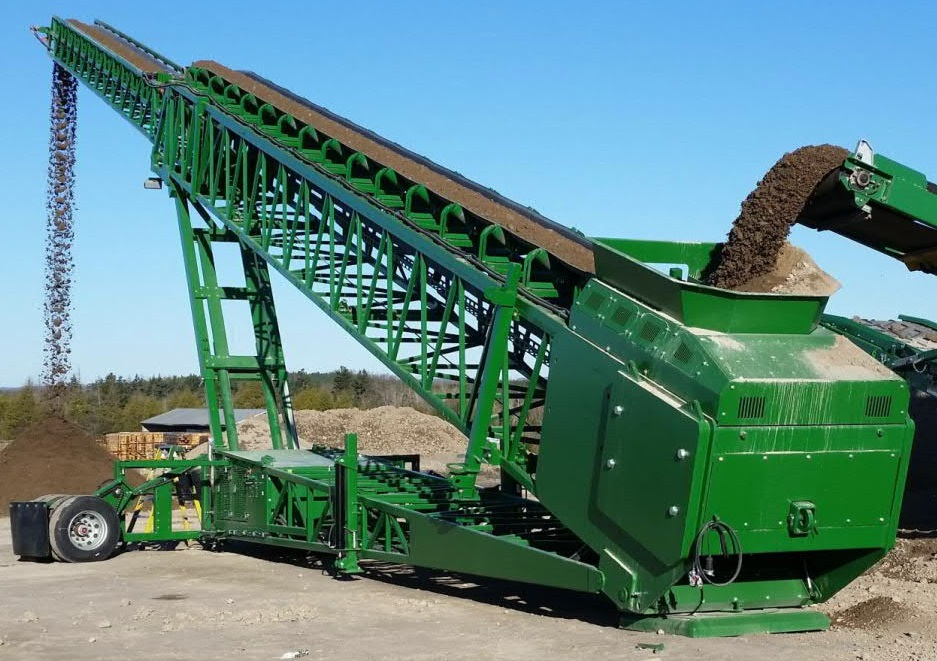 McCloskey SDX 150 Stacker Gallery Image