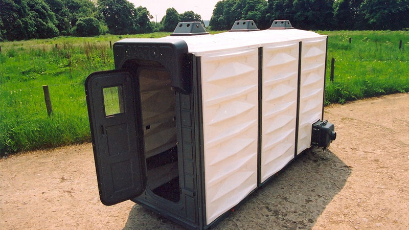 Envirogard Hires Modular Decontamination Units Gallery Image