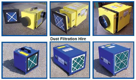 Envirogard Hires Mobile Dust Filtration Units Gallery Image