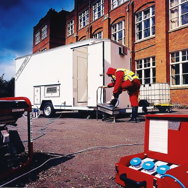 Envirogard Hires Decontamination Units Gallery Image