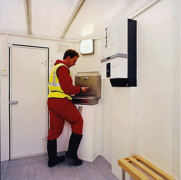 Envirogard Hires Hygiene & Decontamination Units Gallery Image