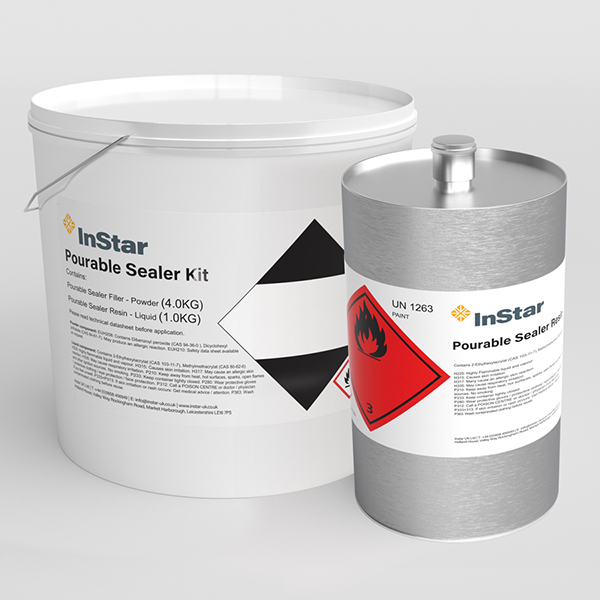 InStar Pourable Sealer Kit Gallery Image
