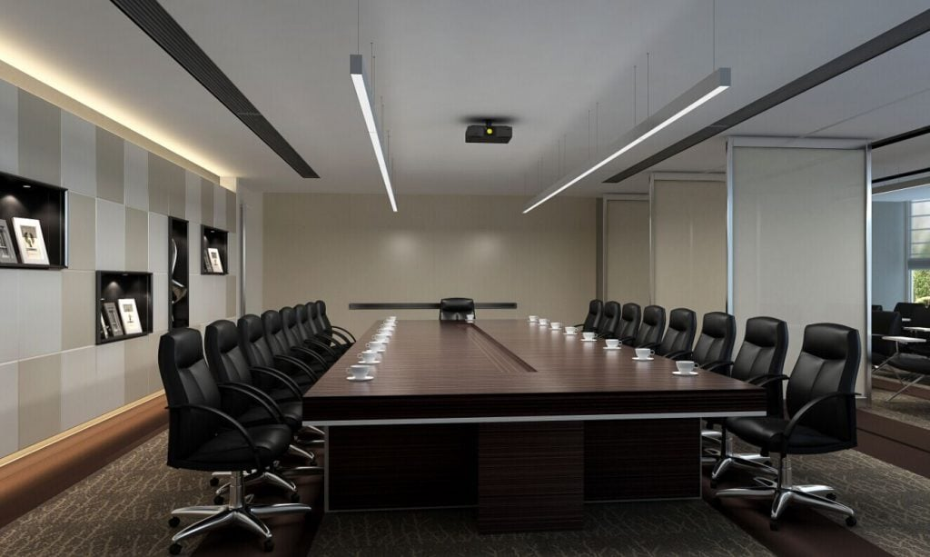 LED Office Lighting Gallery Image