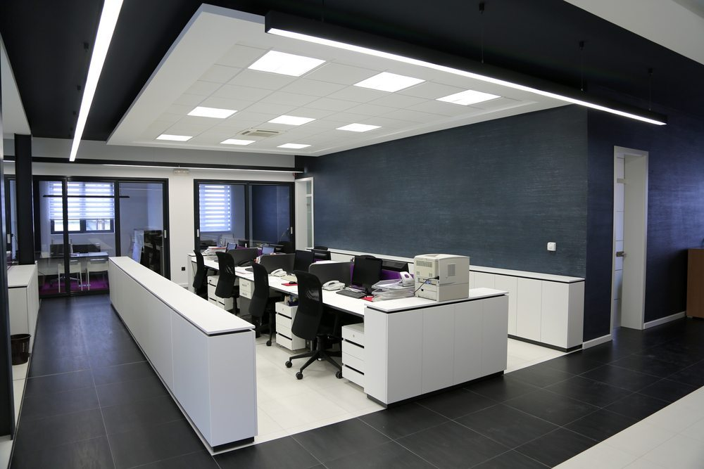 LED Panels for Office Lighting Gallery Image